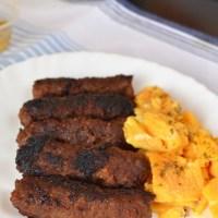 Skinless Beef Longganisa