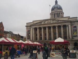 Nottingham Farmer's Market