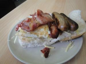 Granby Breakfast Cob