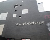 New Art Exchange Hyson Green