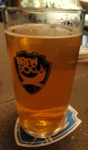 Brew Dog beer