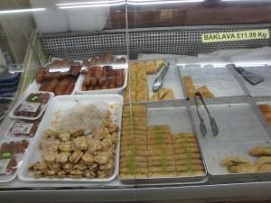 Murat bakery baklava