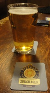 Everards Sunchaser Beer