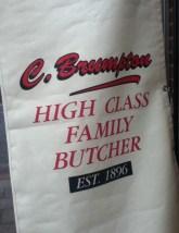 C Brumptons sign