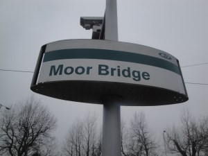 Moor Bridge Tram Stop