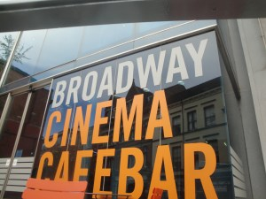 Broadway Cinema Cafe Bar