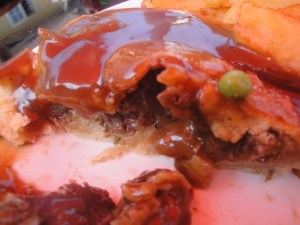 Inside the Camel Pie