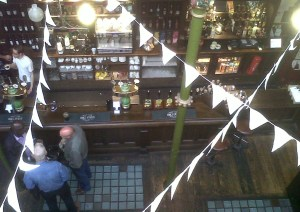 Malt Cross Bar from the Gallery