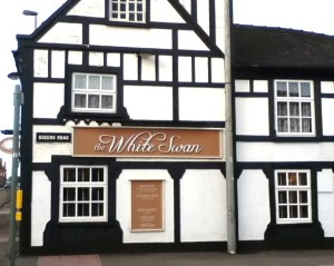 The White Swan in Newark