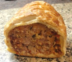 Pork and Chilli Sausage Roll