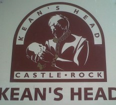 Keans Head Sign