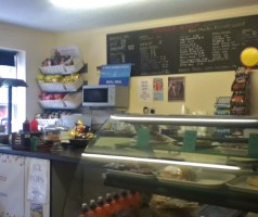 Inside Snack Stop