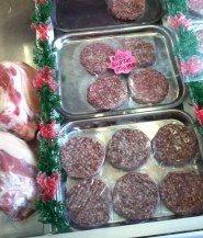 Ruddington Butchers Burgers