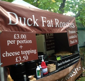 Duck Fat Roasties