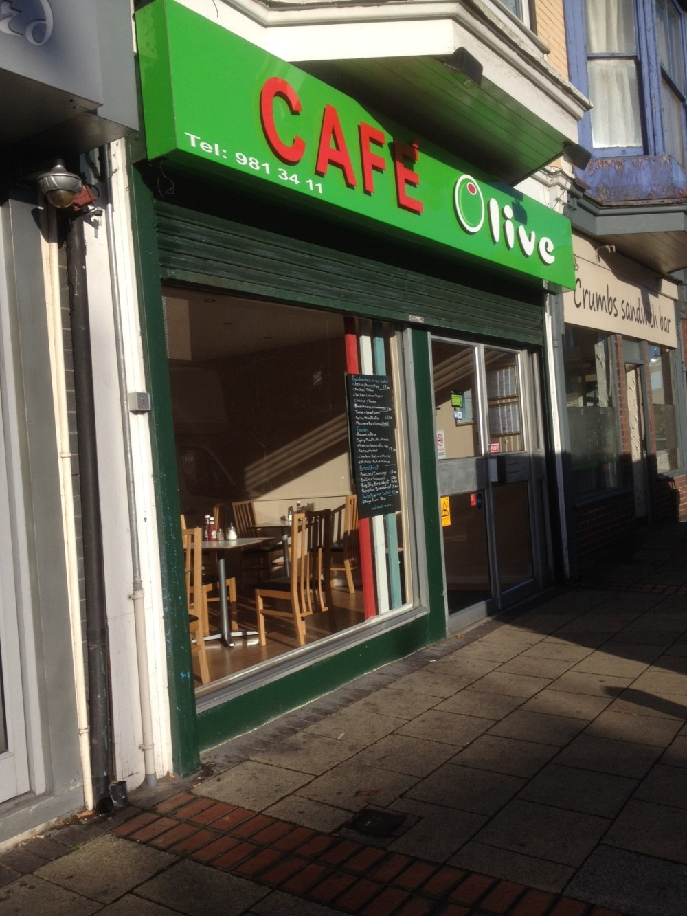 Cafe Olive