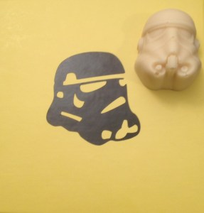 Star Wars Chocolate