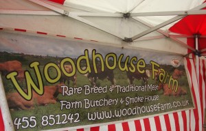 Woodhouse Farm Sign