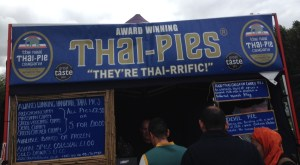 Thai Pies at East Mildands Chilli Fest