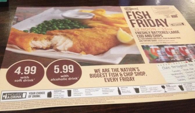 Friday Fishday