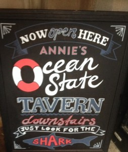 Annies Ocean State Tavern