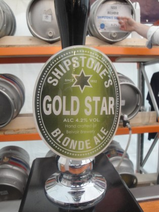 Shipstones Gold Star