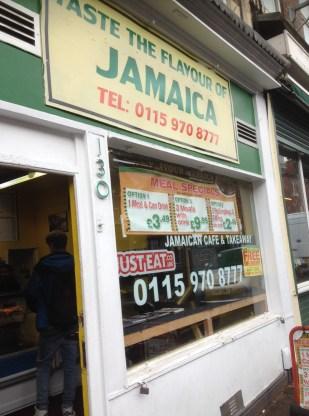 The Taste of Jamaica