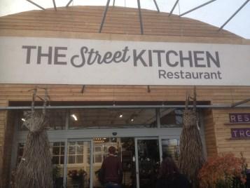The Street Kitchen Resturant