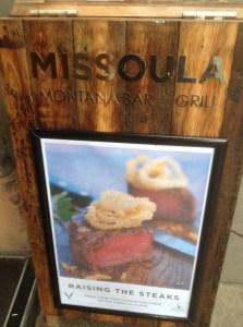 Missoula Sign