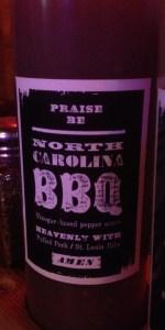 North Carolina Sauce