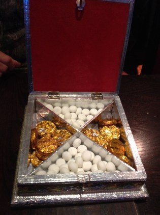 Mints and Chocolate at Cumin
