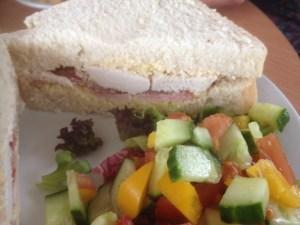 Attenborough Sandwich