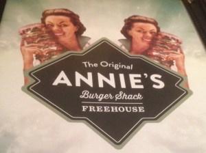Annies Burger Shack