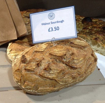 Welbeck Bakery Bread at the Welbeck Farm Shop
