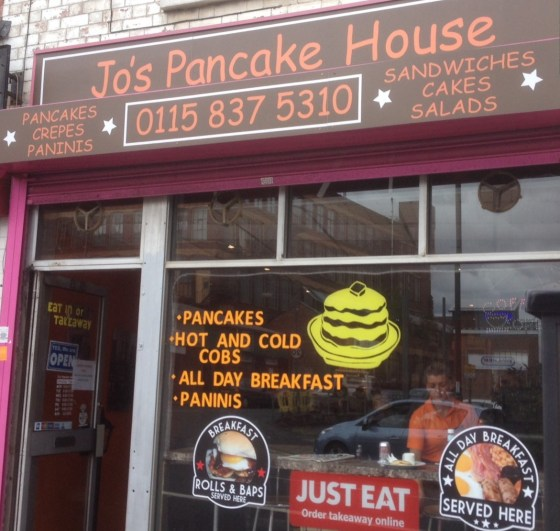 Jo's Pancake Hosue