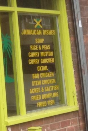 Food Options at Tasties Travelon