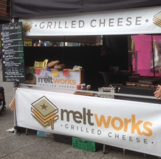 Meltworks Grilled Cheese Stall