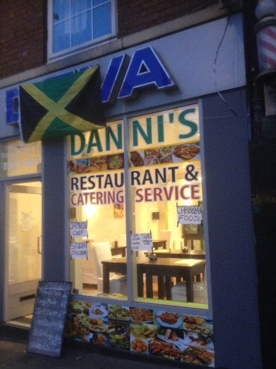 Danni's Kitchen on Mansfield Road