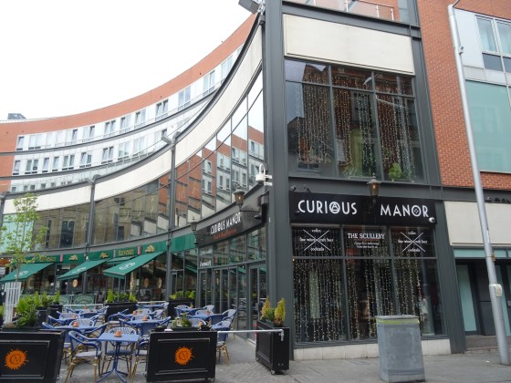 The Curious Manor in Nottingham
