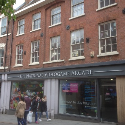 National Videp Arcade Nottingham