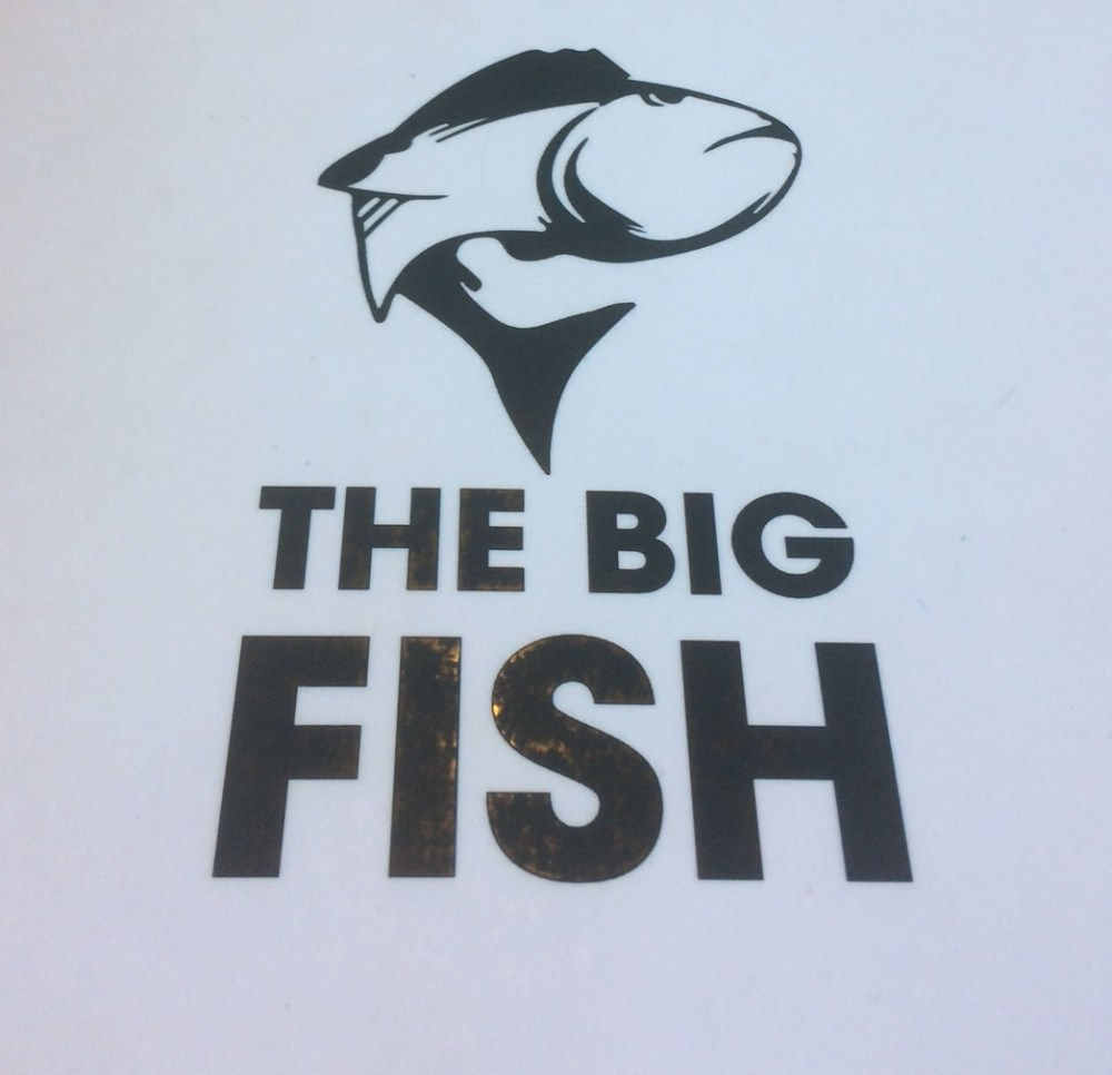The big fish restaurant near sherwood forest the for One fish two fish restaurant