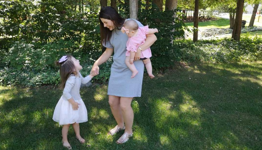 Two Kids Under 3, Full-time Career, Budding Entrepreneurial Business and  15lbs Lost: How This Busy Mom Does It All