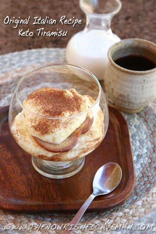 Keto Tiramisu by The Nourished Caveman 01