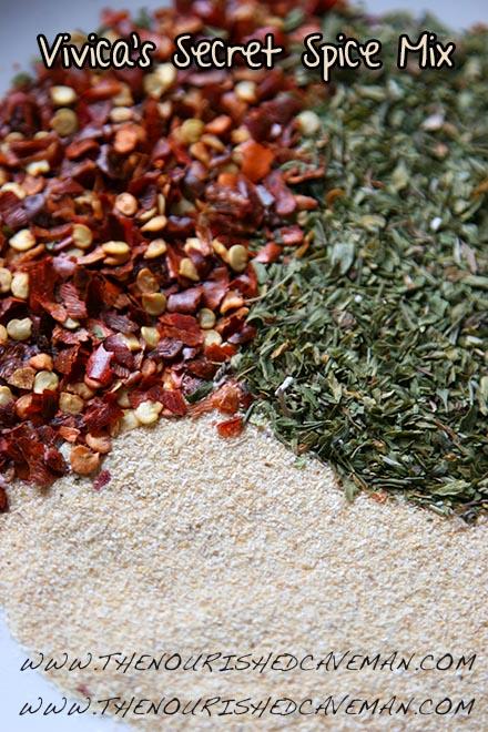 Vivicas Secret Spice Mix By The Nourished Caveman 01