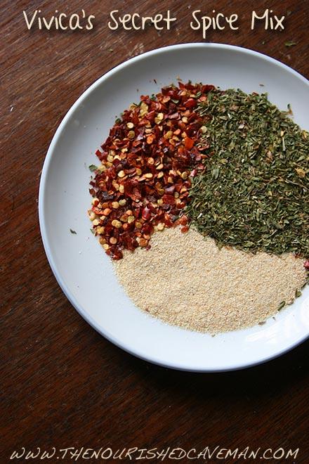 Vivicas Secret Spice Mix By The Nourished Caveman 02