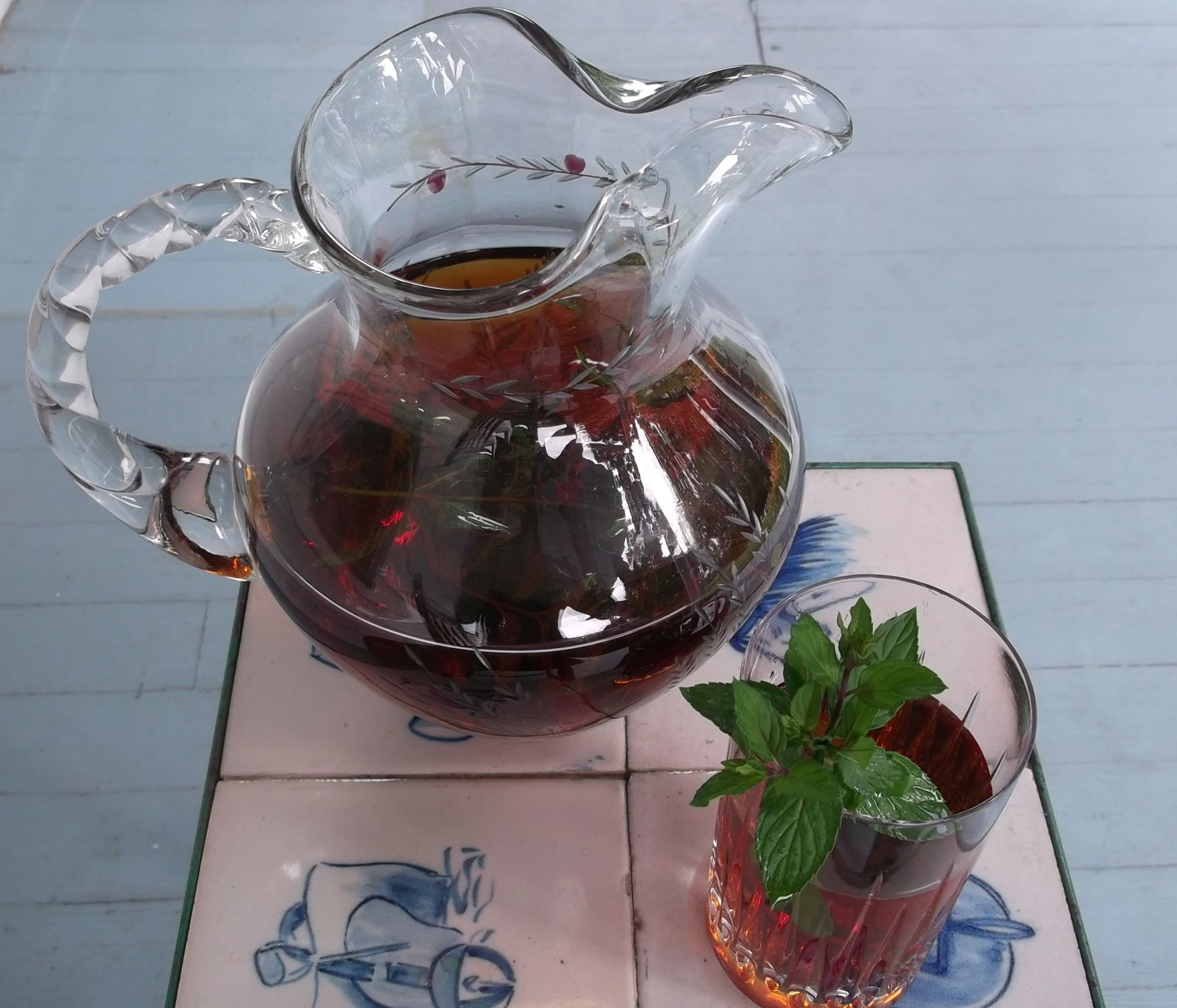 Iced Mint Rooibos
