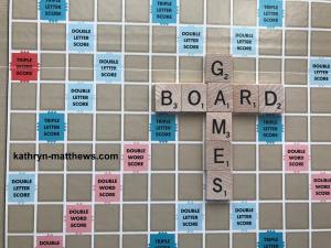 Board Games Scrabble