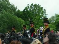 buckingham palace horse guards