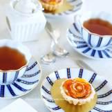 peach rosette tartlet3