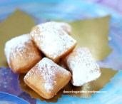 beignets thenovicegardener