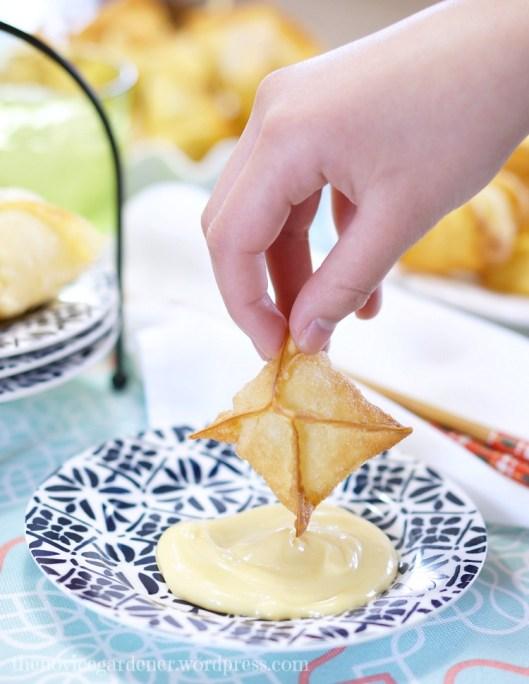 cheese wonton | fiestafriday.net